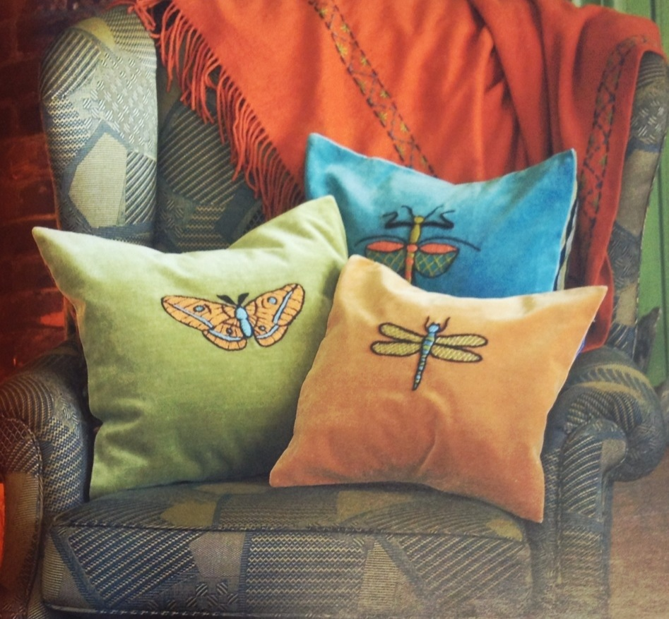 bug applique designs