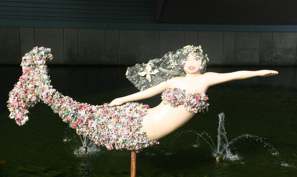 mermaid in Norfolk, VA
