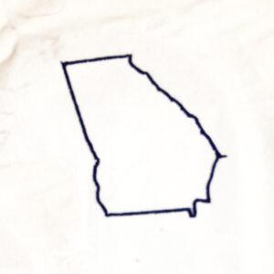 georgia-outline