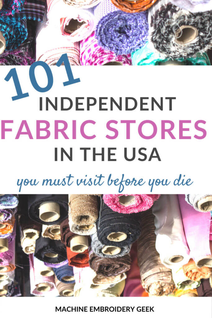 101 fabric stores to visit before you die