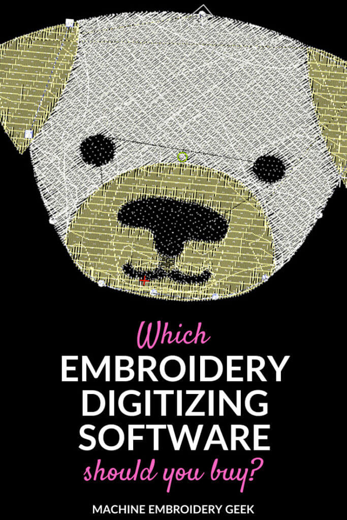 what embroidery digitizing software should I buy