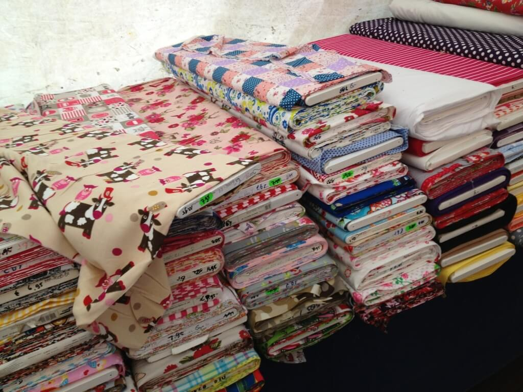 fabric in the Netherlands
