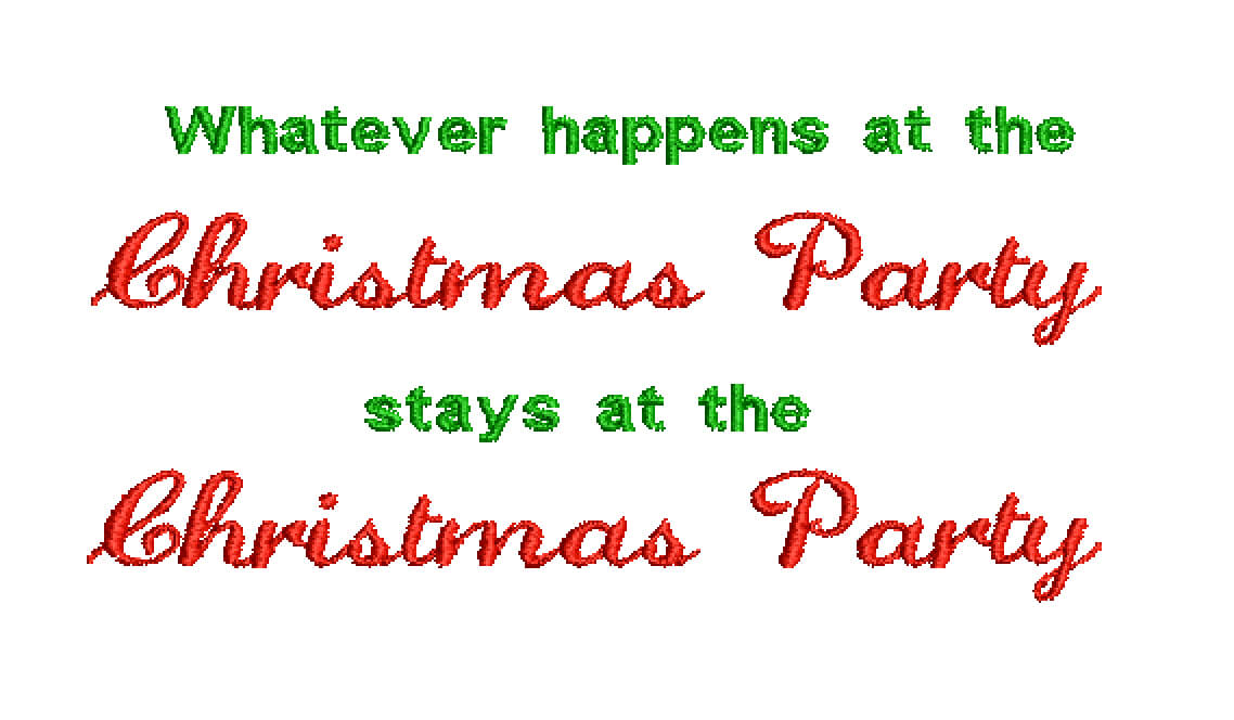 free christmas party design