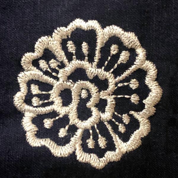 border flower