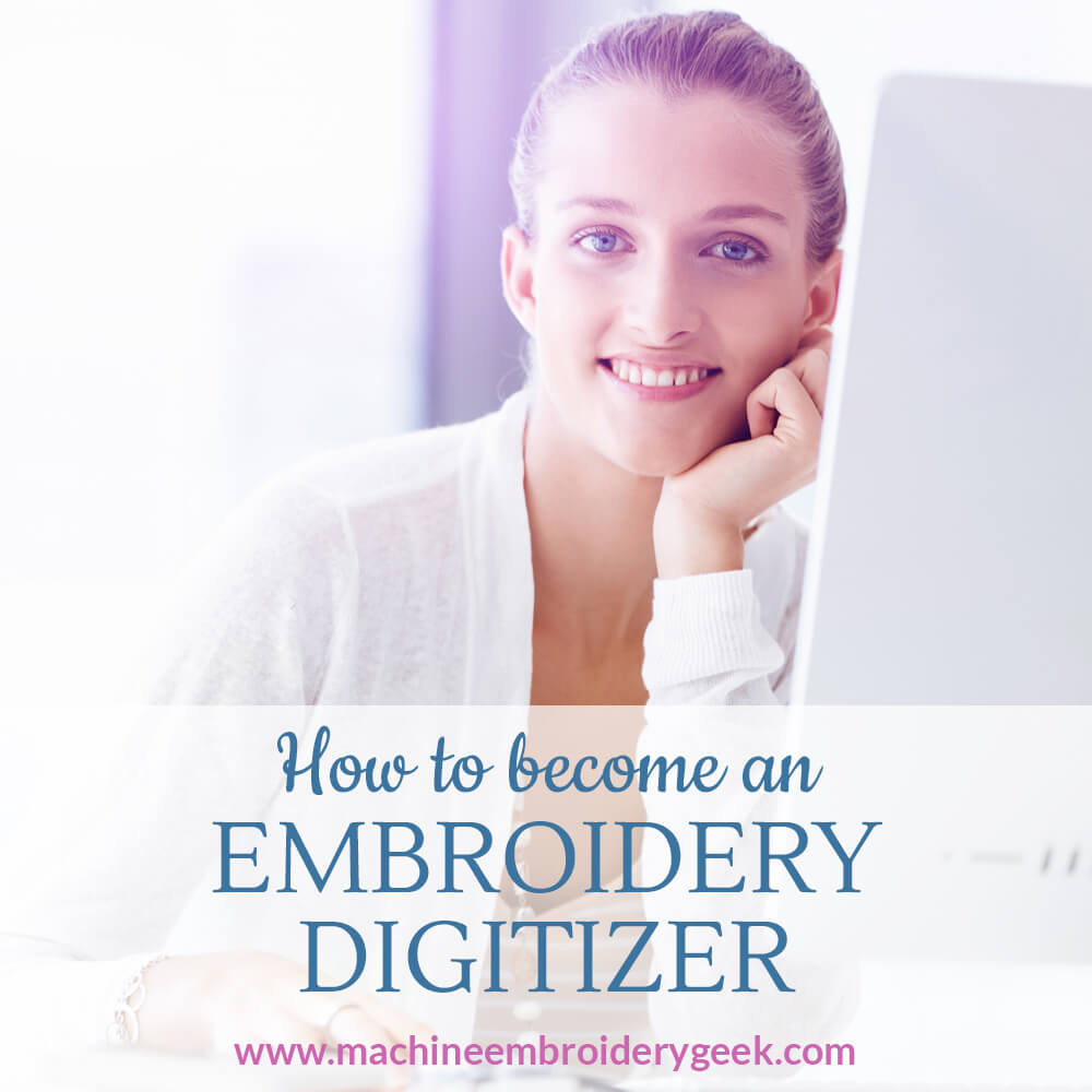 How to become an embroidery digitizer