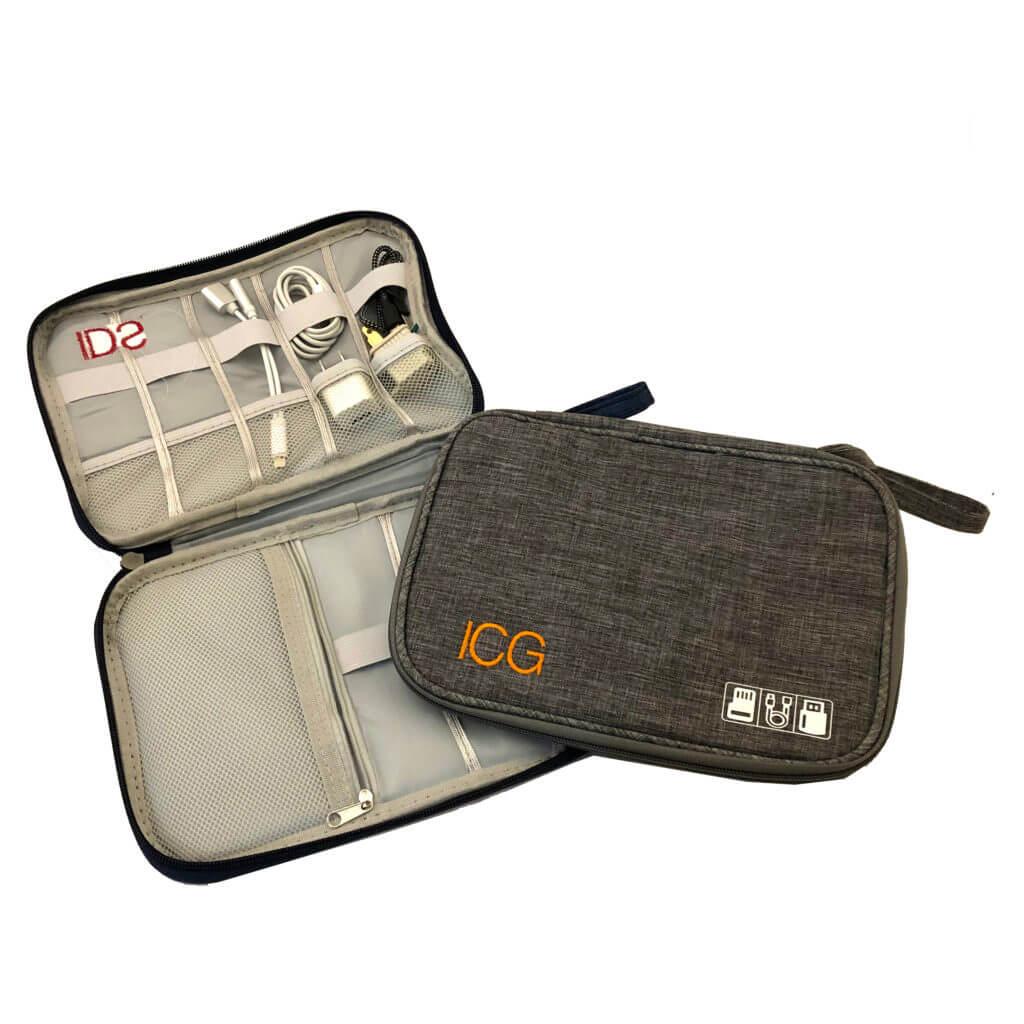 monogrammed technology pack
