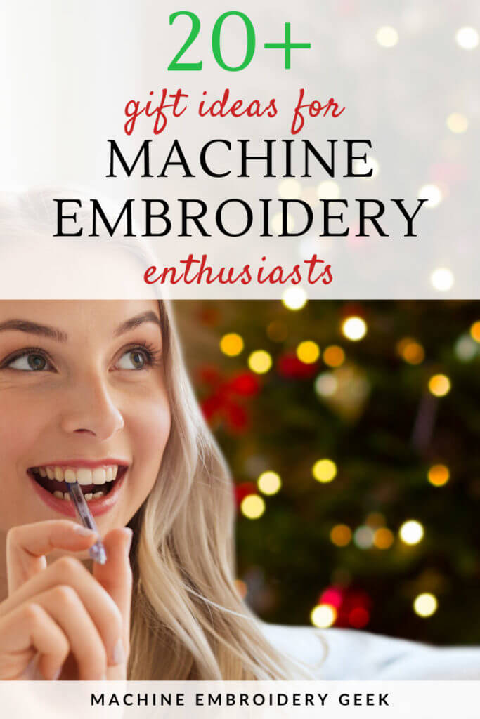 gift ideas for machine embroidery enthusiasts
