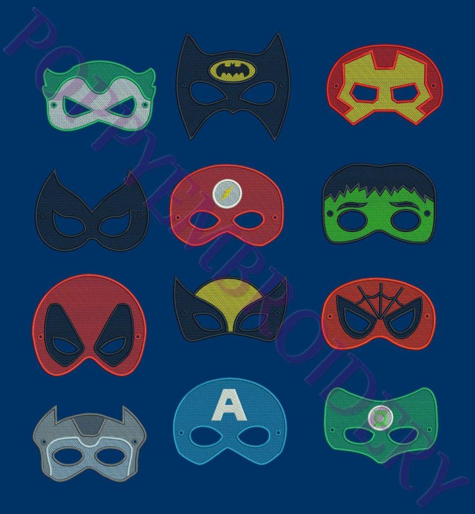 FSL masks