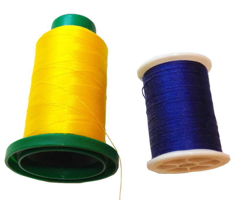 what makes machine embroidery thread different from sewing thread
