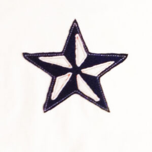 Western star applique design