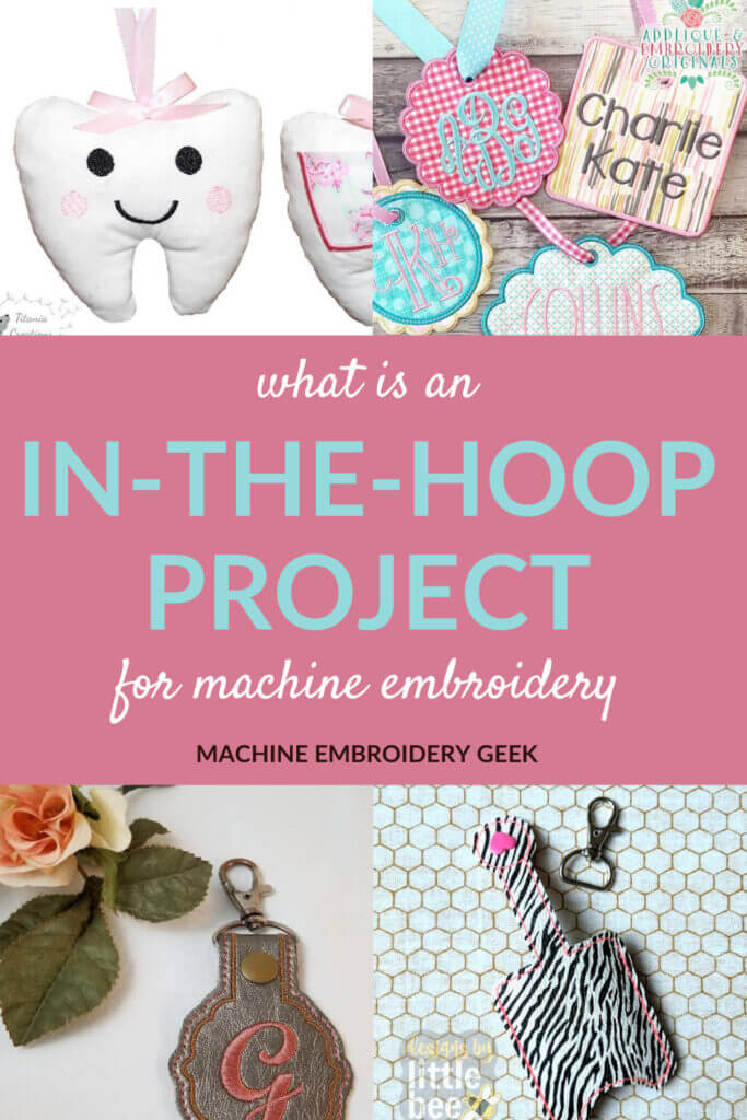 what is an in-the-hoop project