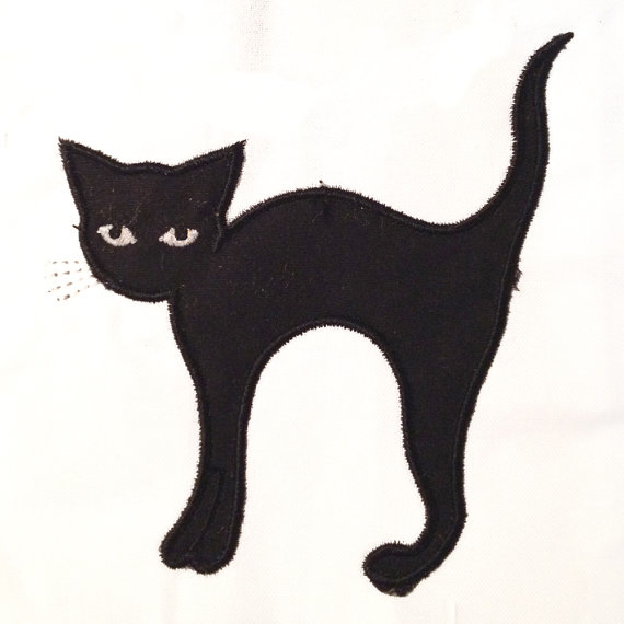 cat embroidery and applique designs
