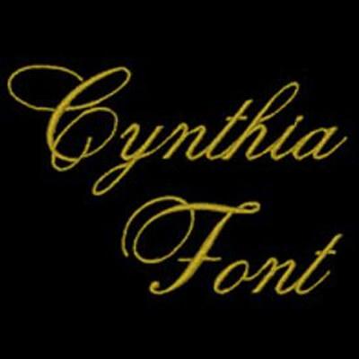 Cynthia font free