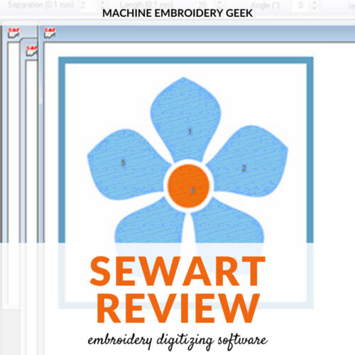SewArt Review