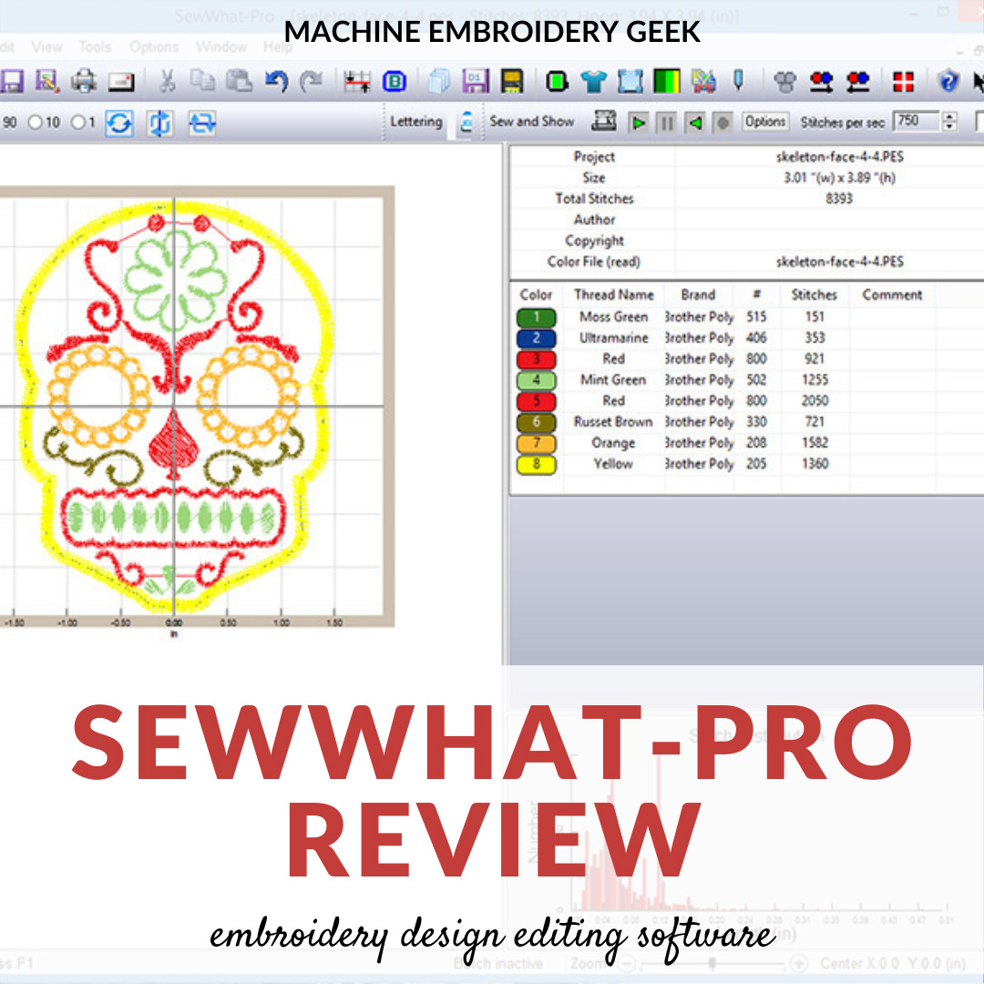 SewWhat-Pro review