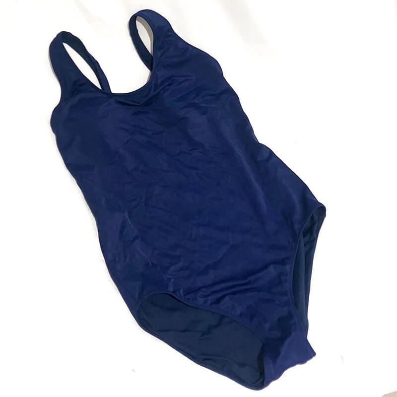 plain swimsuit