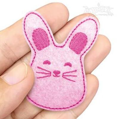 free bunny felties
