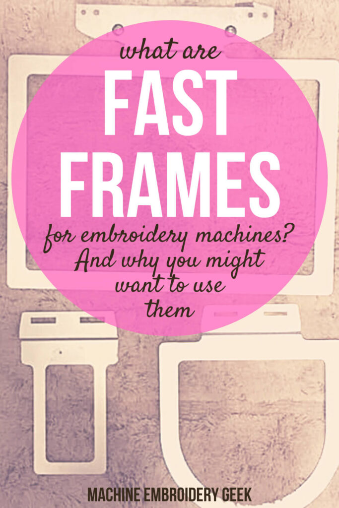 What are Fast Frames?