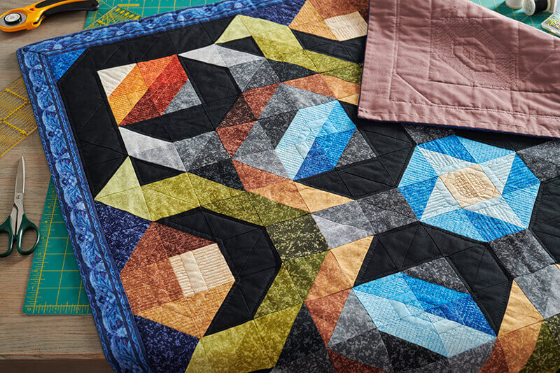 traditional quilting