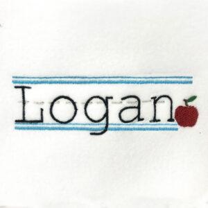 lined notebook paper design