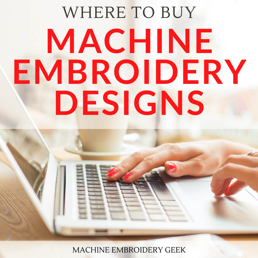 where to buy machine embroidery designs
